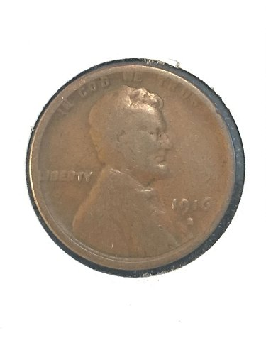 1916 S Wheat Cent