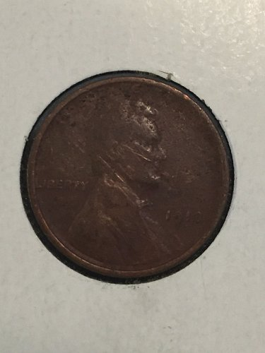 1913 P Wheat Cent