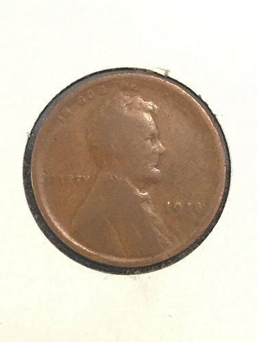 1914 P Wheat Cent