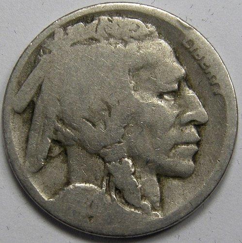 1928 D Buffalo Nickel #2
