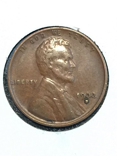 1932 D Wheat Cent