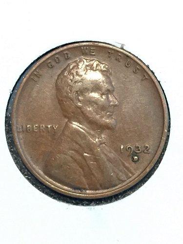 1932 D Wheat Cent