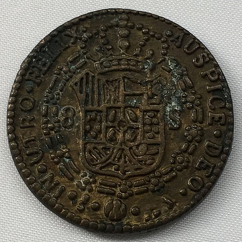 1792 Charles IV of Spain 8 Escudos - Old Replica/Copy