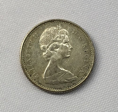 1968 Canada 10 Cents .500 Silver