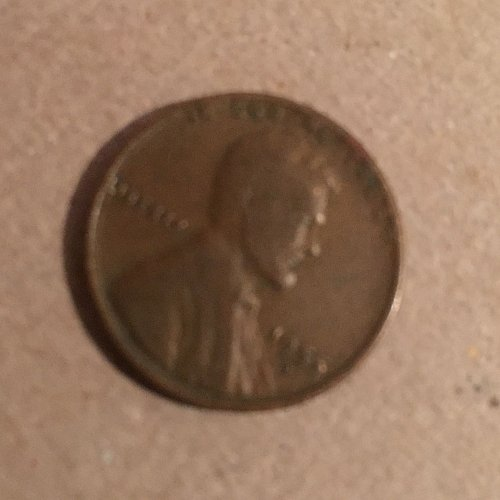 1955 D Lincoln Wheat One Cent