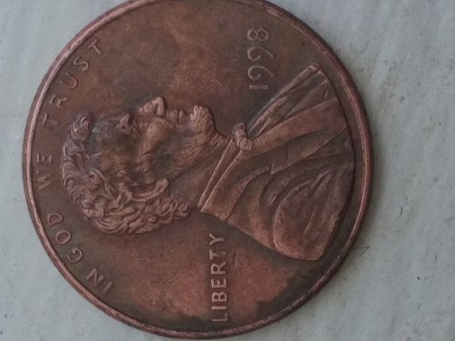 Wide AM 1998 LINCOLN CENT