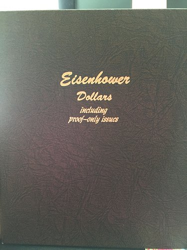 Eisenhower Dollars including proof-only issues