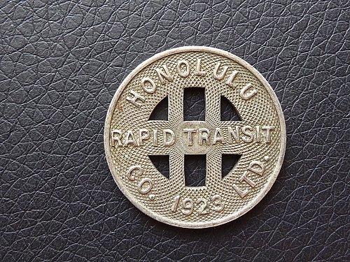 1923 Honolulu Rapid Transit Co.