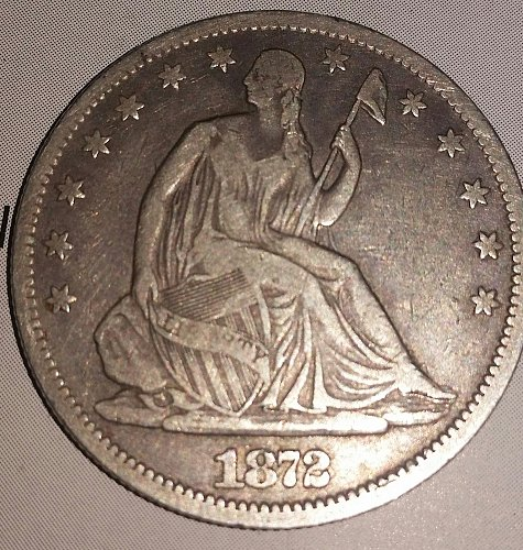 found this in deceased grandfathers coin collection well worth a second look