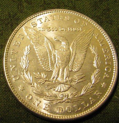 1887-P Morgan Dollar GEM BU#54-Always BELOW E Bay prices!!