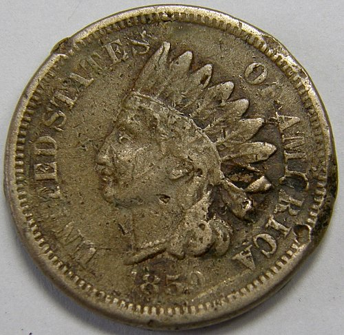 1859 Indian Head Cent #15