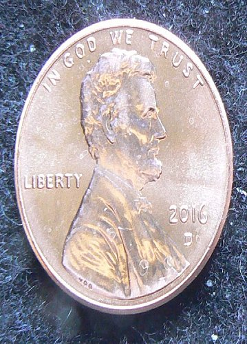 2016 D Lincoln Cent