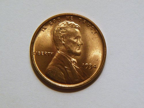 1934-P Lincoln Wheat Cent