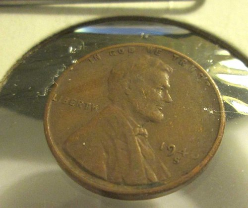 1946 S & D Lincoln Wheat Small Cents