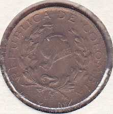 Colombia 1 Centavo 1960