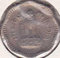 India 2 Paise 1964C