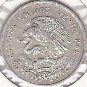 Mexico 50 Centavos 1950