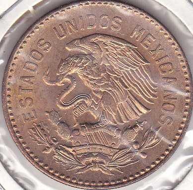 Mexico 50 Centavos 1959