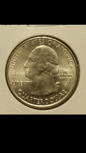 2013-p South Dakota quarter ddr