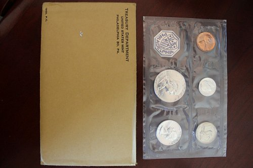 1963 P Silver Proof Set