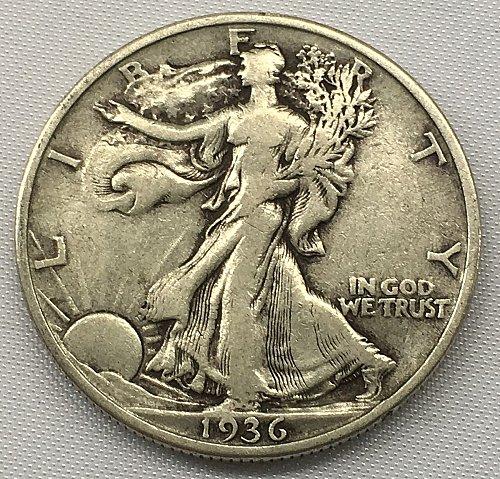 1936 P Walking Liberty Half Dollar