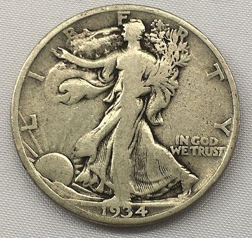 1934 P Walking Liberty Half Dollar