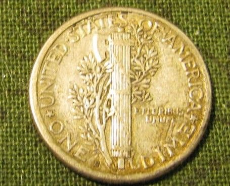 Mercury Dime 1917-S +Win 1st dime/s, Take 10% off 2nd dime/s won refunded
