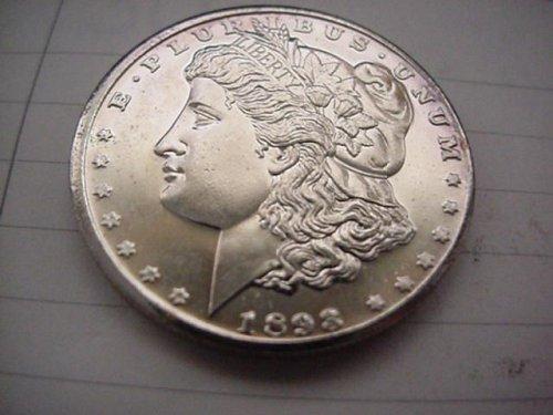 copy of 1893s dollar...mint
