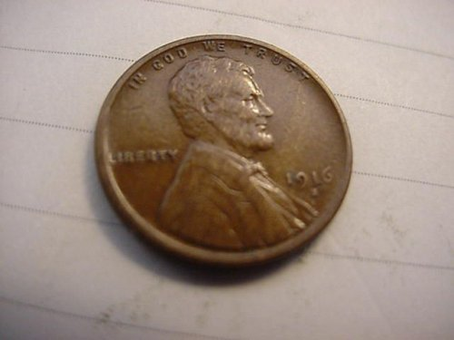 1916s penny