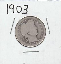 1903 barber quarter