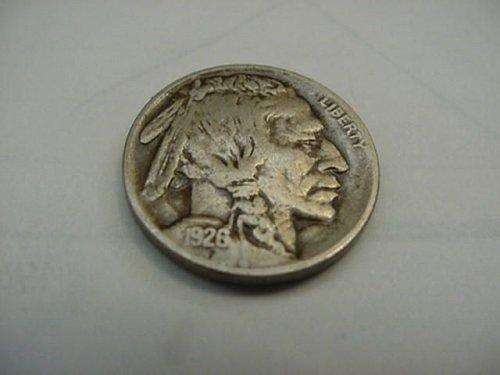 1926 buffalo nickel