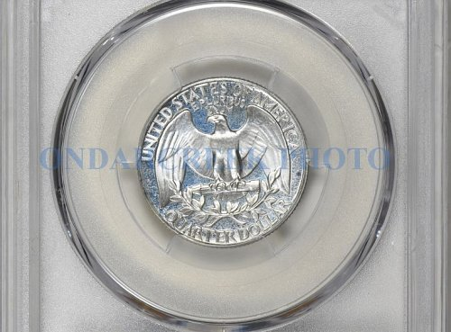 1963 Washington Silver Quarter PCGS Proof 67