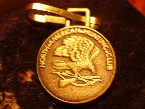 North American Hunting Club Medal