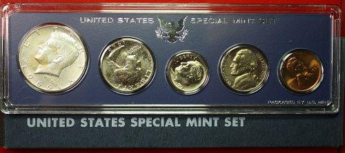 1966 SMS Mint Set