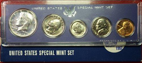 1967 SMS Mint Set