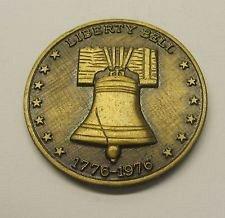 1776-1976 liberty bell token
