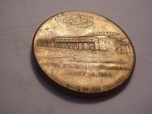1969 department of treasury token