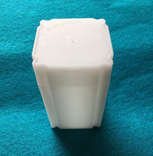 CoinSafe Square American Silver Eagle Tube - Box of 5