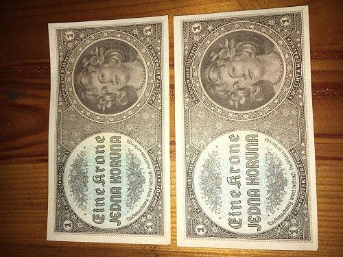 CSR German Ocupation Currency