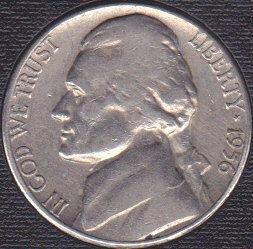 1956 D Jefferson Nickel
