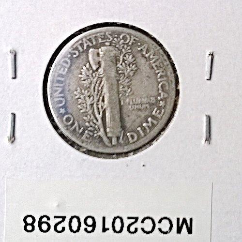 1936 P Winged Liberty Head Dime - 4 Photos!