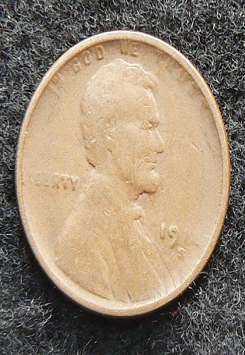1918 S Lincoln Wheat Cent (F-12)