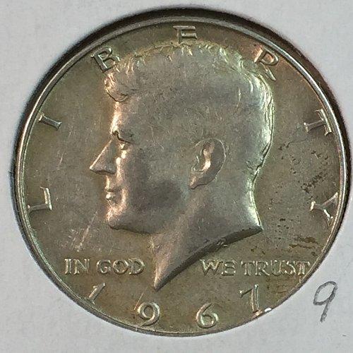1967-P Kennedy Half Dollar (40178)
