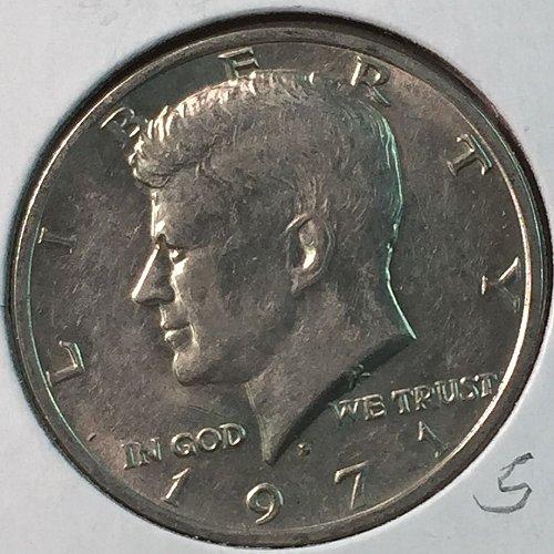 1971-D Kennedy Half Dollar (40214)