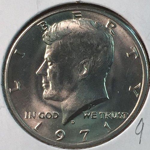 1971-D Kennedy Half Dollar (40217)