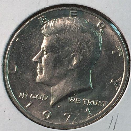 1971-D Kennedy Half Dollar (10028)