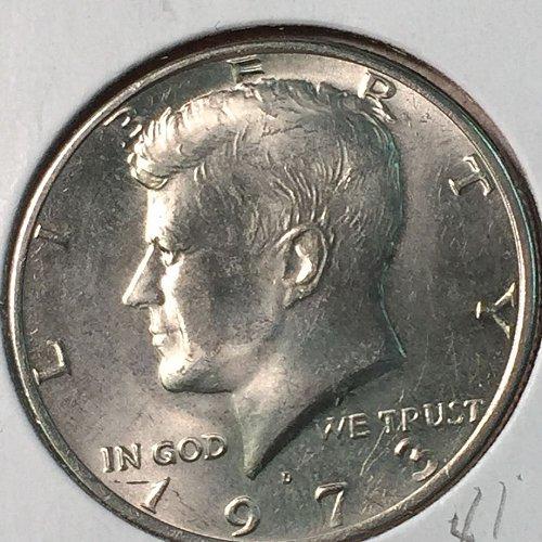 1973-D Kennedy Half Dollar (40245)
