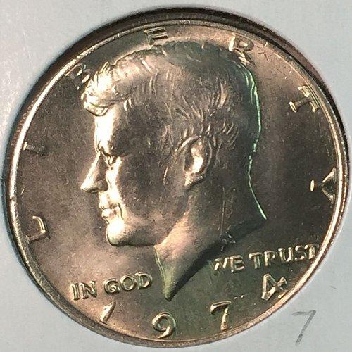 1974-P Kennedy Half Dollar (40255)