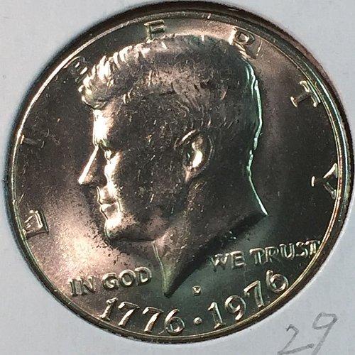 1976-D Kennedy Half Dollar (40300)