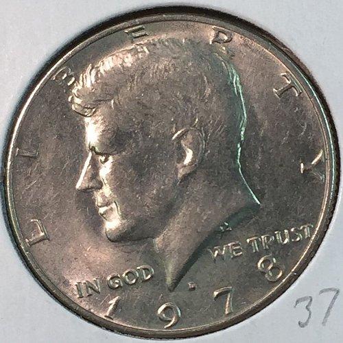 1978-D Kennedy Half Dollar (40313)